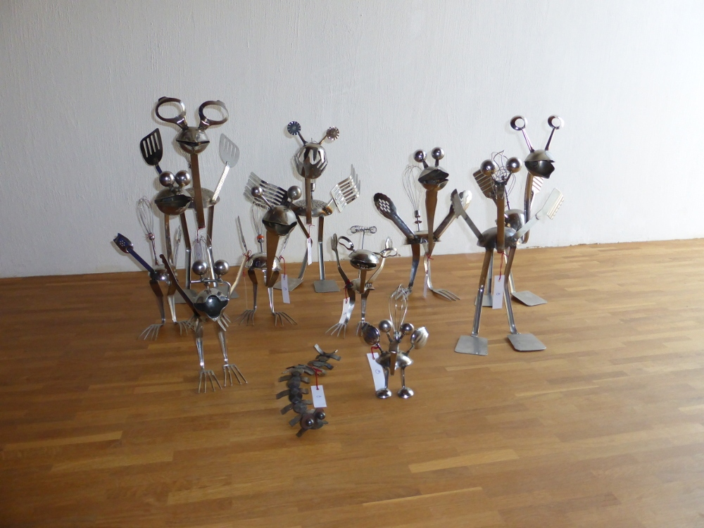 Gruppenbild Küchevögel